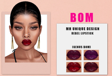 GIFT MH-Rebel Lipstick for Genus BOM