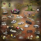 22_8f8 - Trea Time - Hibiscus Tea Set Box