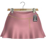 JF Design-Jill Skirt-Maitreya-Belleza-Legacy-Perky-HG- Flamingo
