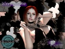 {SN} Winnie Witchie Shape {For Maitreya & Genus gift Head)