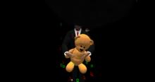 EZ-Ballin Teddy bear of LOVE(ADD)