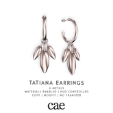 Cae :: Tatiana :: Earrings [bagged]