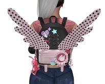 *CK* Sweet backpack gacha wings