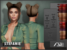 Ade - Stefanie Hairstyle (Reds)