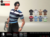A&D Clothing - Polo -Xavier-  SlimPack