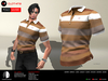 A&D Clothing - Polo -Xavier- Brown