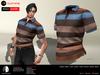 A&D Clothing - Polo -Xavier- Coffee