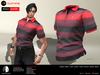 A&D Clothing - Polo -Xavier- Burgundy