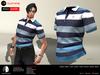 A&D Clothing - Polo -Xavier- Navy