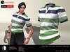 A&D Clothing - Polo -Xavier- Greenish
