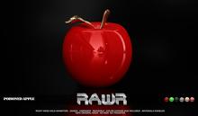 RAWR! Poisoned Apple (wear me)