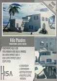 -Hisa- Villa Phaidros