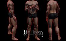 Rage: [Belleza Jake Cel Shader 5.3]