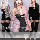 #25~Nerido~ Sonya String (Maitreya)-Blush