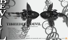O.F TIBIEEDER M-213 Black Devil Edition