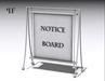 Notification Board, Notice Board 003