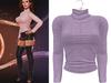 !PCP :: Brandi Sweater [Lavender]