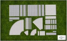 ROOST - North Yarrow Driveway & Path Kit
