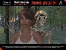 Gaagii - [BOXED] Halloween Zombie Skeleton (MAIN BOX 12 items)