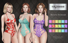 KiB Designs - Beverly Swimsuit DEMO