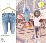 Admirable- Denim Jeans (Light)