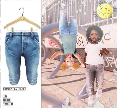 Admirable- Denim Jeans (Regular)