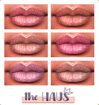 .:the-HAUS:. Zuley Lipstick Pallet