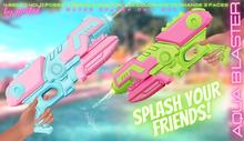 Spoiled - Aqua Blaster Fatpack ( 50 Colors )