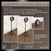 AVALON : Floor Photo Light MM01 Box-01