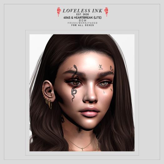 Loveless Ink - 404s & Heartbreak (Lite)