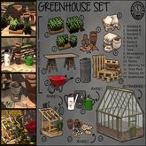 [IK] Greenhouse Set - Trash Can