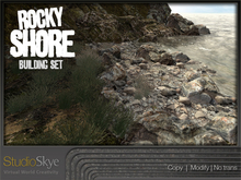 Skye Rocky Shore Building Set