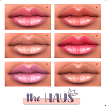 .:the-HAUS:. Magick Lipstick Pallet