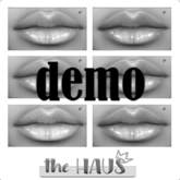 .:the-HAUS:. Magick Lipstick Pallet DEMO