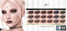 Just Magnetized - Smokey Eyeshadow set 01 for Genus & BOM