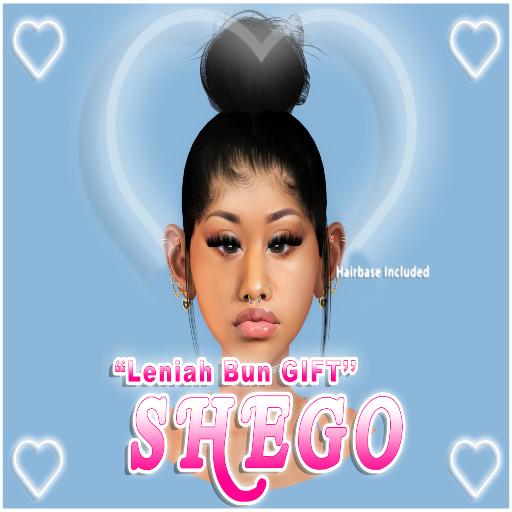 !SG Leniah BUN GIFT