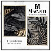 MAVANTI - Leaf Paintings Dark [PACK]