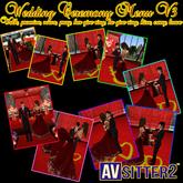 # Wedding Menu v3 - 9 ANIMATIONS FOR CEREMONY AVsitter