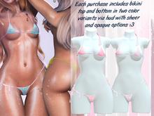 Lunar - Lulu Bikini - Bubblegum Pink