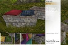 Sway's [Edan] Stone Seats