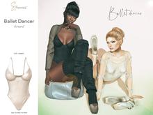 S&P Ballet leotard cream (wear to unpack)