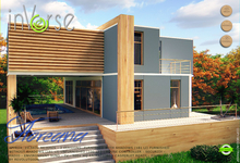 inVerse MESH - Floreana- furnished HI-RESOLUTION modern house