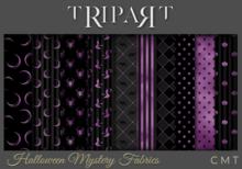 .::TRIPART::.Halloween Mystery Fabrics Set 5