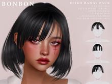 bonbon - reiko bangs pack