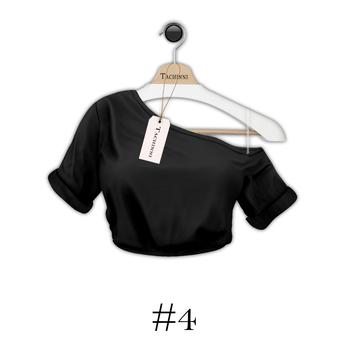 Tachinni - Grace Shirt - #4 - Maitreya / Belleza / Slink / Legacy + Perky