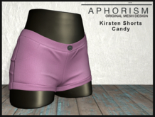 !APHORISM! - Kirsten Shorts - Candy