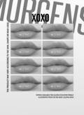 MORGENSTERN: DEMO XOXO LIPSTICK [LELUTKA EVOLUTION FEMALE]