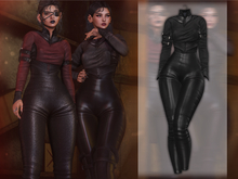 AsteroidBox. Abelyn Outfit - Black