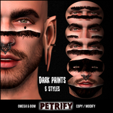 Petrify. Dark paints