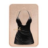 Cynful Sparkle Dress - Black